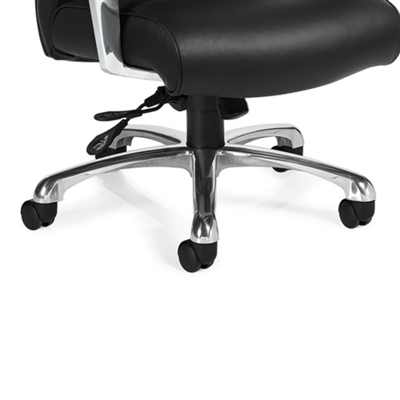 Global Auburn Series High Back Executive Chair 3767-ALU