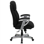 Flash Furniture Black Fabric Big and Tall Executive Chair (400 lb. Capacity)