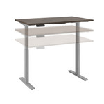"Bush Move 60 Series 48"" x 30"" Electric Sit-Stand Desk"