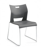 Global Duet Stacking Chair 6621 (4 Pack)