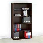 Bush Office In An Hour 5 Shelf Bookcase OIAH014MR