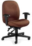 Global Enterprise Mid Back Task Chair 4571-3