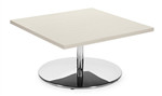 """Global Jeo Collection 30"""" Square Coffee Table 8436-15-30"""