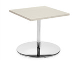 "Global Jeo Series 24"" Square End Table 8436-22-24"