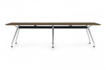 Global Kadin 10' x 3' Rectangular Conference Table LKD36120