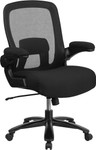 Flash Furniture BT-20180-GG Big and Tall Mesh Back Office Chair