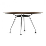 "Global Kadin 42"" Contemporary Meeting Table LKD4242"