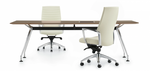 Global Kadin Contemporary 6' Conference Table LKD3672