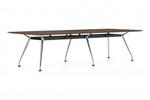 Global Kadin Large Rectangular Boardroom Table LKD48144
