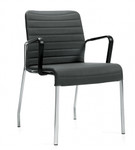 Global Lite Series 5952 Fabric Guest Chair with Loop Arms (10 Colors Available!)