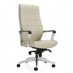 Global Luray 6460LM-2 Extended High Back Knee Tilter Office Chair