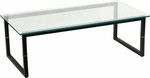 Flash Furniture Contemporary Glass Coffee Table