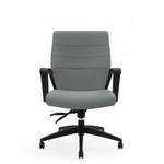 Global Luray Medium Back Office Chair 6462-4