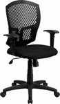 Flash Furniture Designer Task Chair with Arms