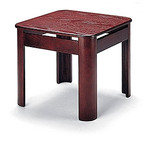 Global Modern Wood End Table JT3