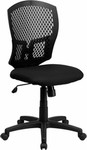 Flash Furniture Designer Task Chair with Padded Fabric Seat