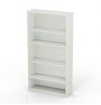 5 Shelf Medina Series Sea Salt Finished Bookcase MVB5TSS by Mayline