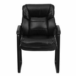Flash Furniture Executive Leather Guest Chair
