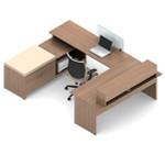 Global Princeton Modular Executive Desk A4E