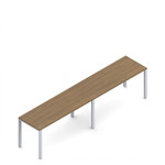 "Global Princeton Series 120"" x 24"" Rectangular Multi Purpose Table PN1202429"