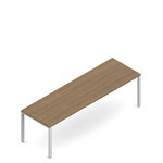 "Global Princeton Series 96"" x 30"" Rectangular Office Table"