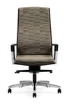 Global Priority High Back Office Chair 8490
