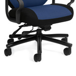 Global Robust 500 lb. Capacity Heavy Duty Big and Tall Chair 2526
