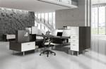"Global SideBar 42"" x 60"" Modular Open Concept Workstation S4260CS"