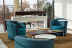 "Global Sirena Series 56"" Reception Area Coffee Table 3401"