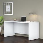 """Bush Studio C Series 60"""" x 30"""" Straight Front Desk Shell"""
