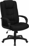 Flash Furniture High Back Black Executive Conference Chair