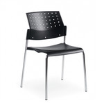 Global Sonic Guest Chair 6508