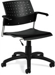 Global Sonic Low Back Task Chair 6567