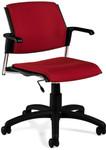 Global Sonic Series Modern Computer Chair 6569