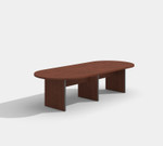 amber cherry conference table am-408n