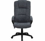 Flash Furniture High Back Gray Fabric Executive Chair