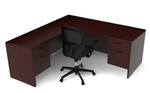 cherryman amber l-desk am-316n