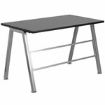 Flash Furniture High Profile Desk with Modern Style