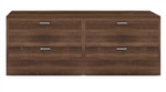 cherryman amber 4 drawer lateral file cabinet am-377n