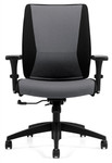 Global Takori High Back Tilter Office Chair 6680-4