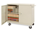 Datum Deluxe Transport Cart With Dividers