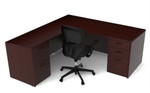 cherryman amber l-desk am-312n