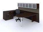 cherryman amber desk am-407n