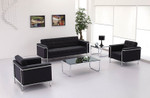 Flash Furniture Lesley Reception Furniture Set