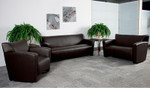 Flash Furniture Majesty Brown Lounge Furniture Set