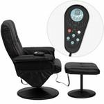 Flash Furniture Massaging Lounge Chair