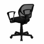 Flash Furniture Mesh Back Computer Chair with Arms
