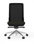 Cherryman Eon Armless Mesh Chair 411B