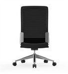 Cherryman Eon Armless Mesh Chair 411B