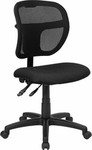 Flash Furniture Mesh Mid-Back Computer Chair